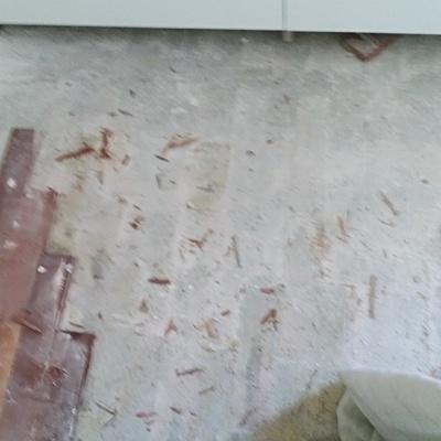 Renovación de suelo de parquet a suelo laminado