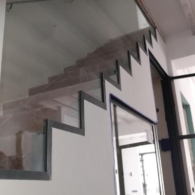 pared de cristal