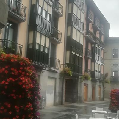 Miradores y balcones