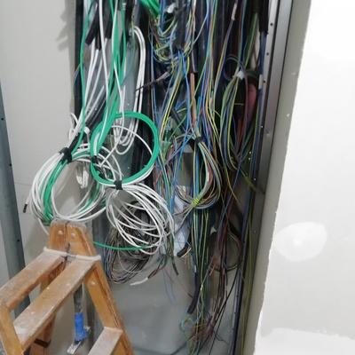 cuadro general domotica cableado