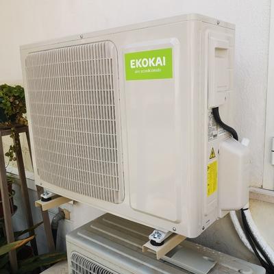 Instalación máquina 2250fgh EKOKAI de R32