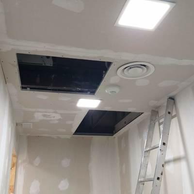 Iluminacion led de sala de RACK