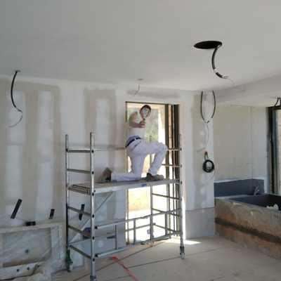 preparacion de paredes antes de pintar