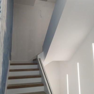 Reparación de escaleras.