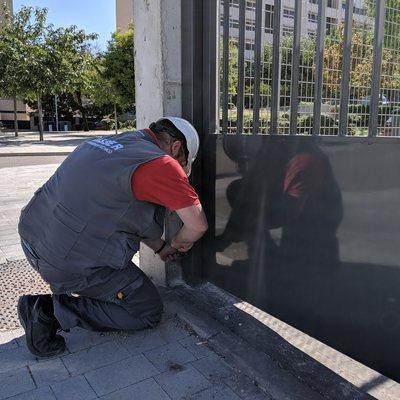 Especialistas en el mantenimiento de puertas de garaje