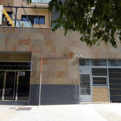 Instalacion de gas en restaurante Avd Federico Garcia Lorca