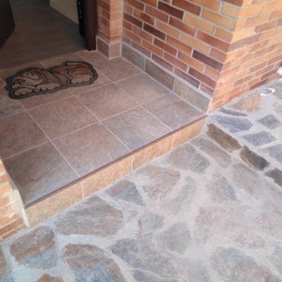 Piedra natural más gres exterior