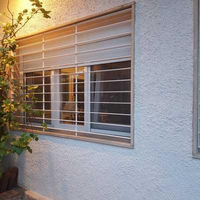 ventanas de pvc y rejas