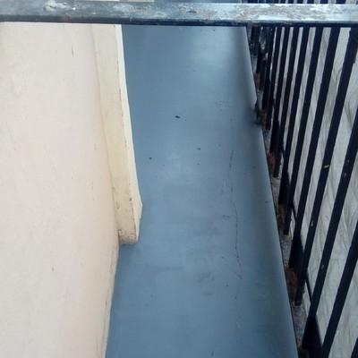 Pinturas de exterior de balcones