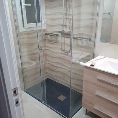 reforma de baño