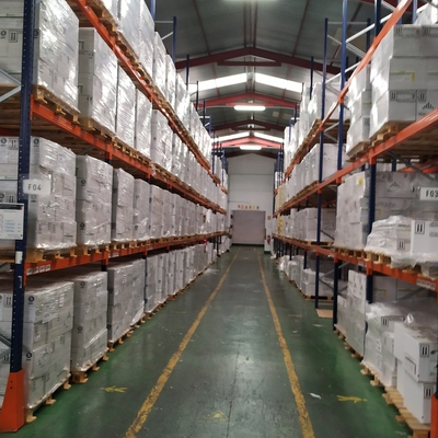 Adecuación de nave para licencia de apertura de almacenamiento industrial