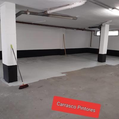 Preparación garaje