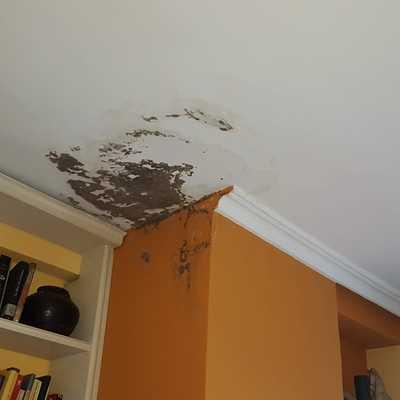 Reparación en salón