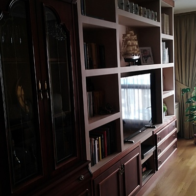 Mueble pladur terminado