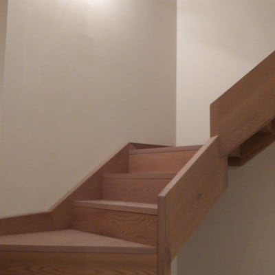 Rehabilitación tiro de escaleras