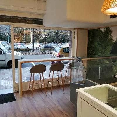 Cafetería Horno de León