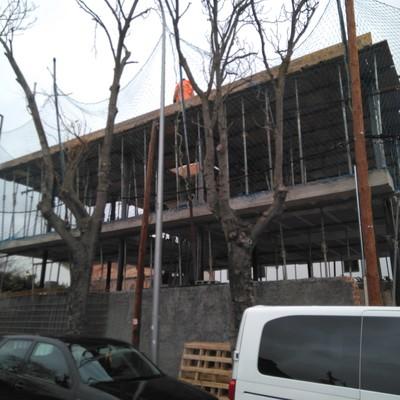 Edificio de viviendas en Madrid