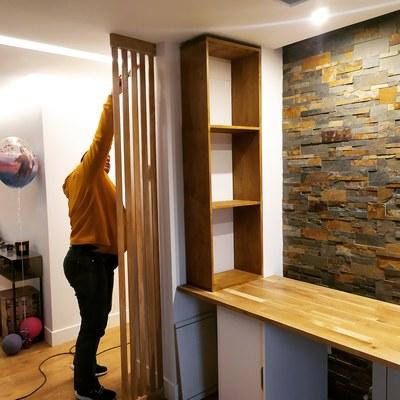 Trabajos carpintería madera