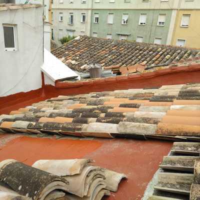 Renovación tejado