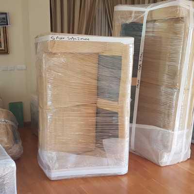Embalaje de mobiliario
