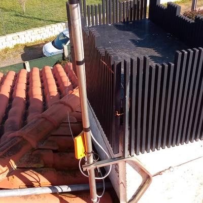 Instalacion y orientacion de antena TDT IKUSI