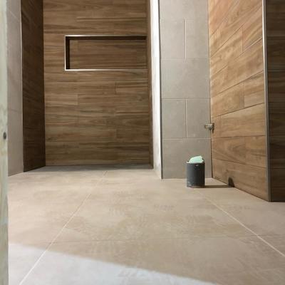 Solado de baño