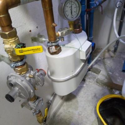 Instalación de gas Hotall Cedran