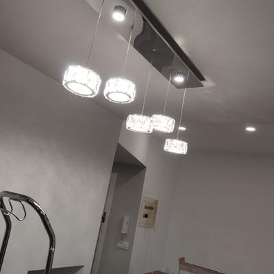 instalacion lampara decorativa