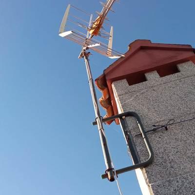Instalacion y orientacion de antena TDT Televes