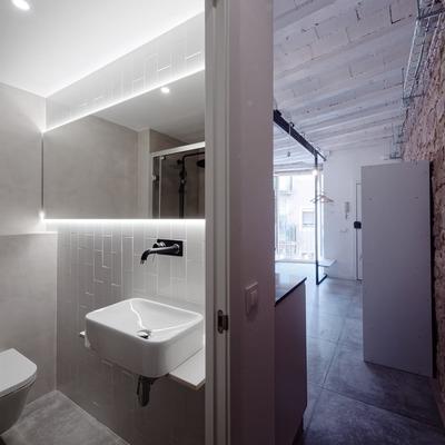 Reforma baño de diseño