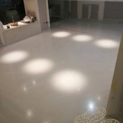 Pavimento decorativo minimalista