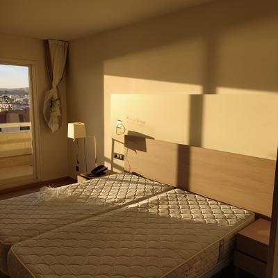 Rehabilitación de habitación de hotel
