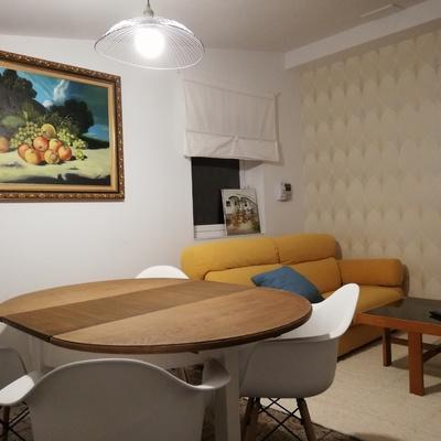 Salón Comedor - Estancias abiertas con ambientes diferenciados