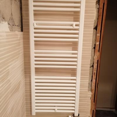 Instalacion toallero