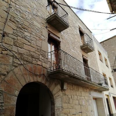 Restauración - Rehabilitación de fachada