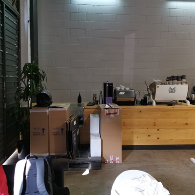 TOSTADERO DE CAFE EN BCN