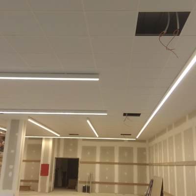 Resultados de la instalación de la bornas en el supermercado Dealz Nerja Málaga