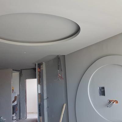 techo con diseño moderno