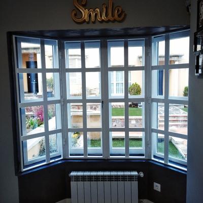 Reja interior para mirador