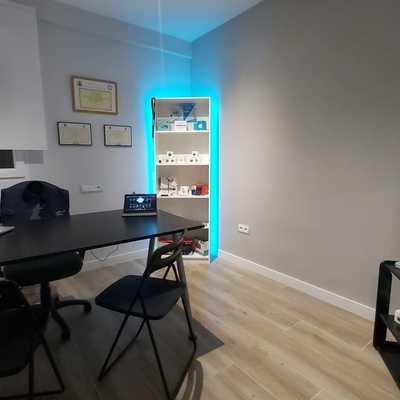 Oficina y Showroom