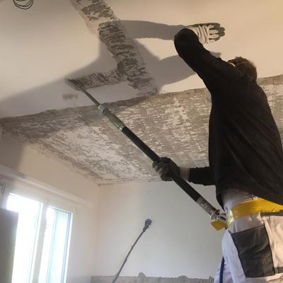 reparacion de techos y refuerzo estructural del hormigon