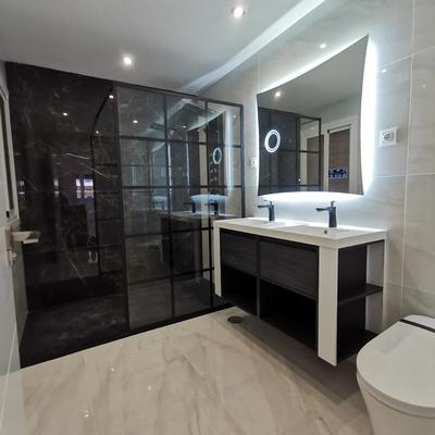 Cuarto de baño reformado, Marbella