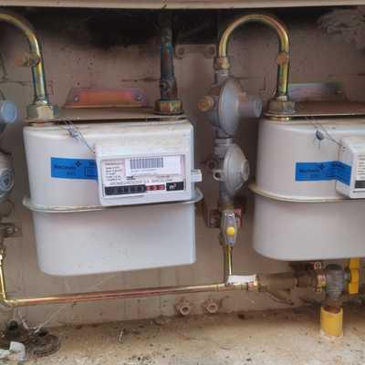 Contadores de gas