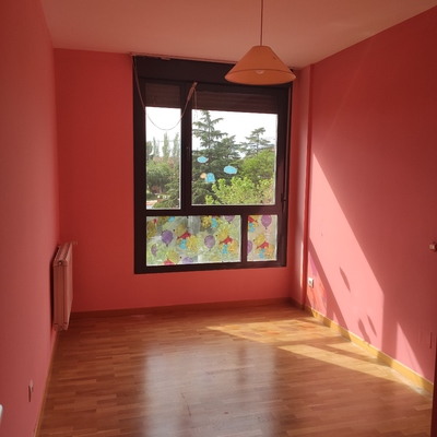 Habitación niña pintada