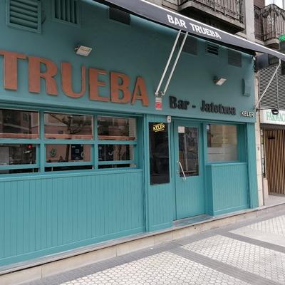 Cambio radical en bar/restaurante Trueba
