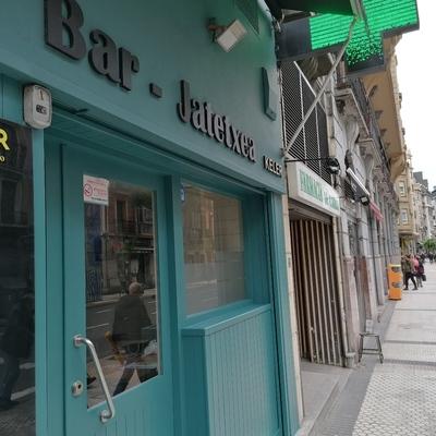 Bar/restaurante Trueba gros