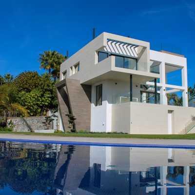 Casa de lujo diseño moderno