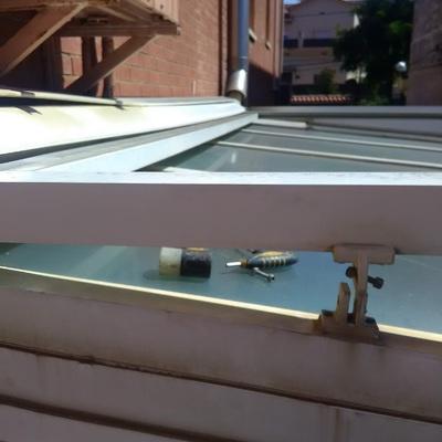Cambio de lonas modelo veranda
