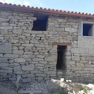 Reforma Casa Rústica de Piedra