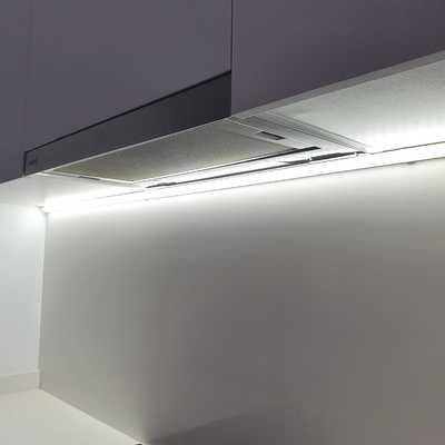 Iluminación tira led cocina